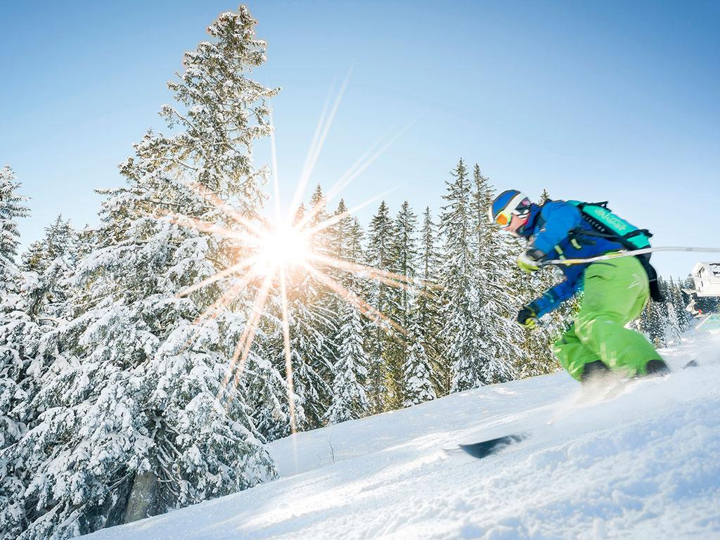 Sudelfeld-Skifahren