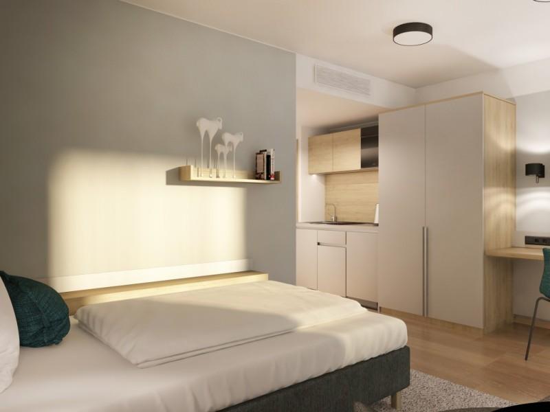 Comfort Apartment LEO Serviced Apartments bei München